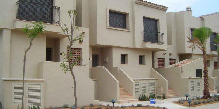 23 viviendas adosadas en Roda Golf, San Javier (Murcia)