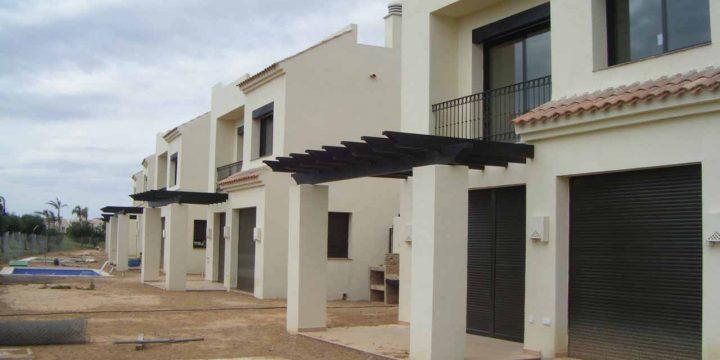 52 viviendas unifamiliares en Roda Golf, San Javier (Murcia)