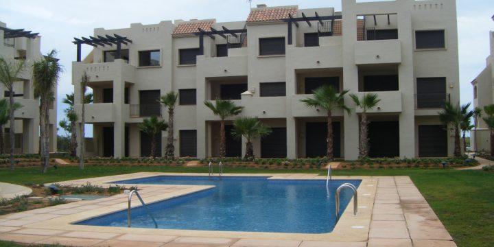153 apartamentos en Roda Golf, San Javier (Murcia)