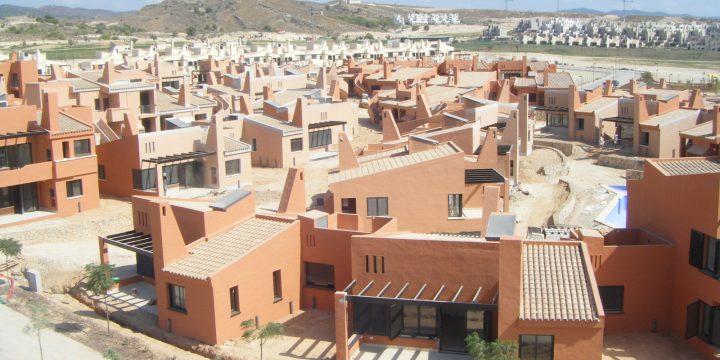 80 viviendas en condominio en Corvera Golf
