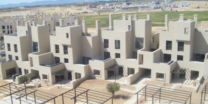 729 apartamentos en Corvera Golf