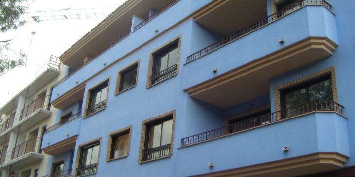 """13 viviendas, piscina, garaje y trasteros """"Edificio Olite del Valle"""" en La Alberca (Murcia)"""