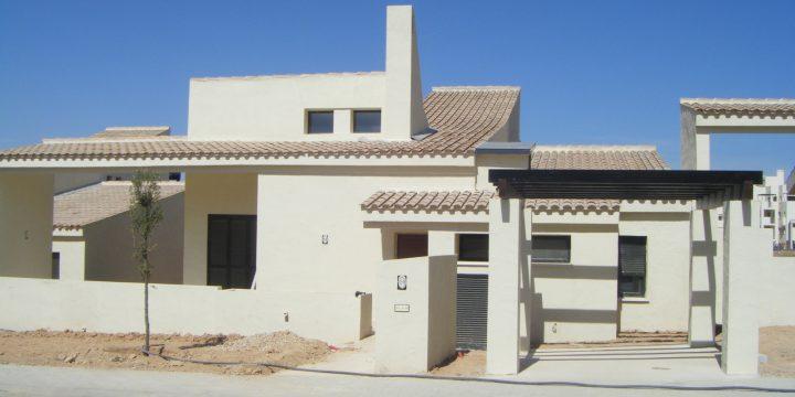 11 viviendas unifamiliares  en Corvera Golf