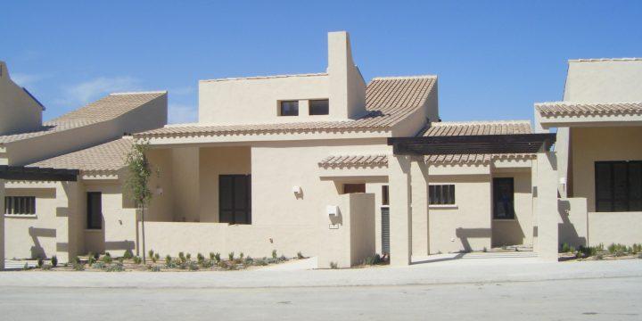 14 viviendas unifamiliares en Corvera Golf