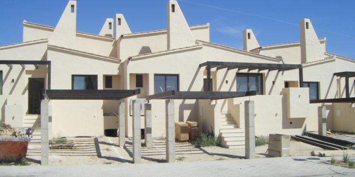 32 viviendas unifamiliares en Corvera Golf