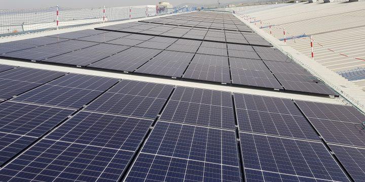 Instalación fotovoltaica de autoconsumo de 105,16 kWp en Alquerías (Murcia)