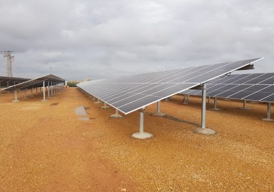 Instalación fotovoltaica de autoconsumo de 431 kWp en Torre Pacheco (Murcia)