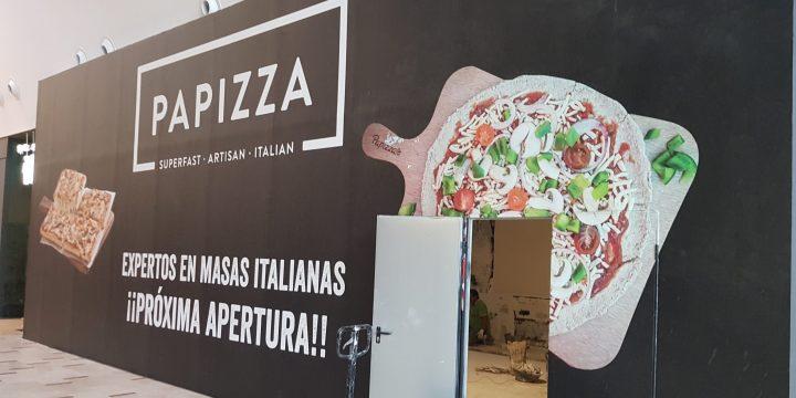 Reforma de local para restaurante en C.C. Nueva Condomina (Murcia)