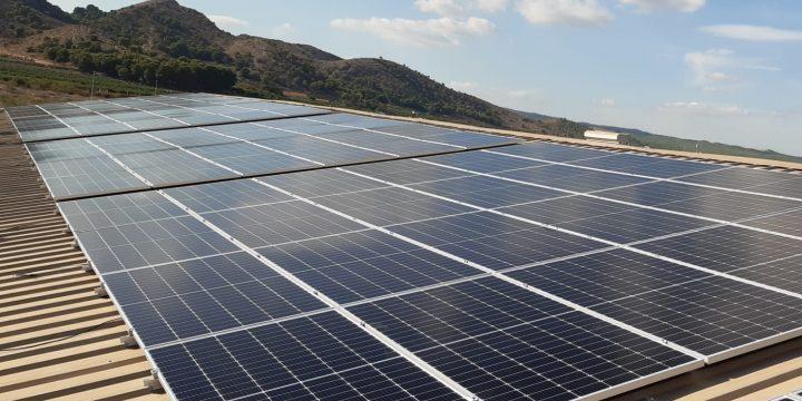 Instalación fotovoltaica para autoconsumo de 1419,55 kWp