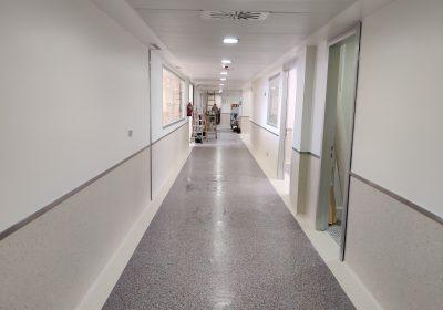 Reforma de urgencias en Hospital Los Arcos del Mar Menor