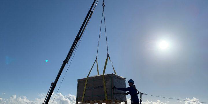 Instalación fotovoltaica para autoconsumo de 223,20 kWp
